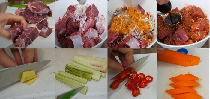 Cách nấu bò kho ngon mềm chuẩn vị miền Bắc cả nhà thích mê