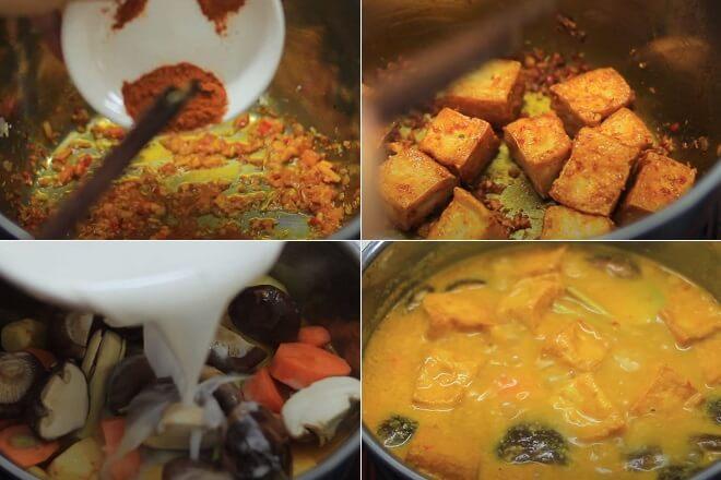 Cách nấu cà ri gà ngon mềm đơn giản tại nhà