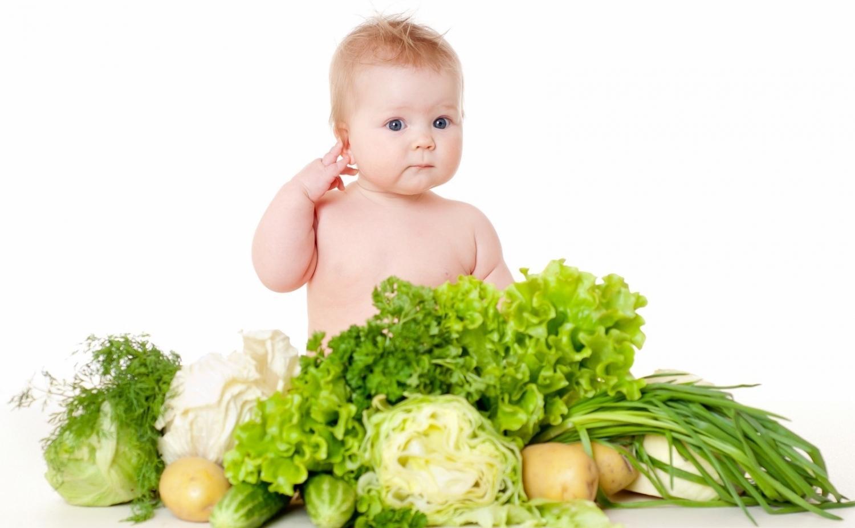 Chế độ ăn của bé 1 tuổi