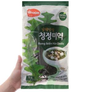 Gia vị rắc cơm lúa mạch rong biển Tâm Minh hũ 100g