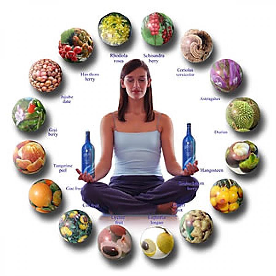 Những nguyên tắc vàng dinh dưỡng hợp lý cho người tập yoga