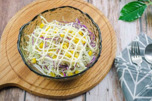 Salad bắp cải