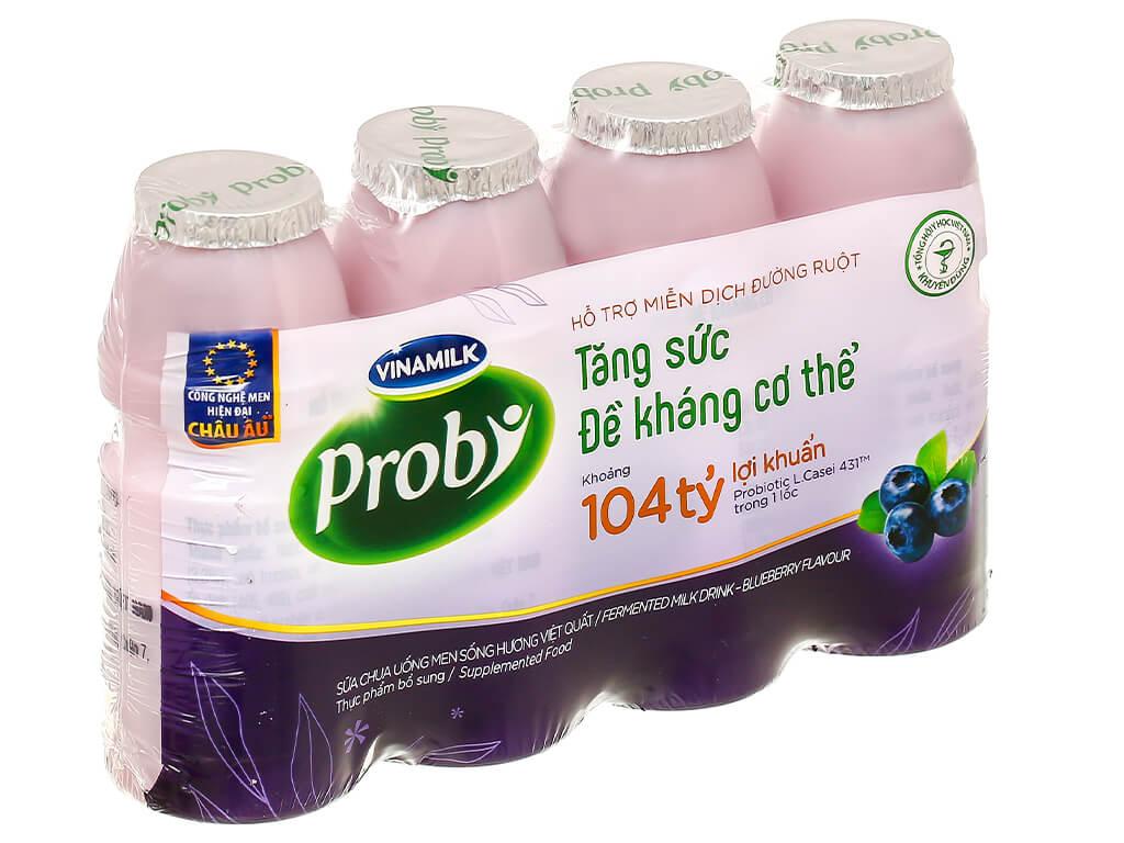 Sữa chua uống Vinamilk Probi 130ml