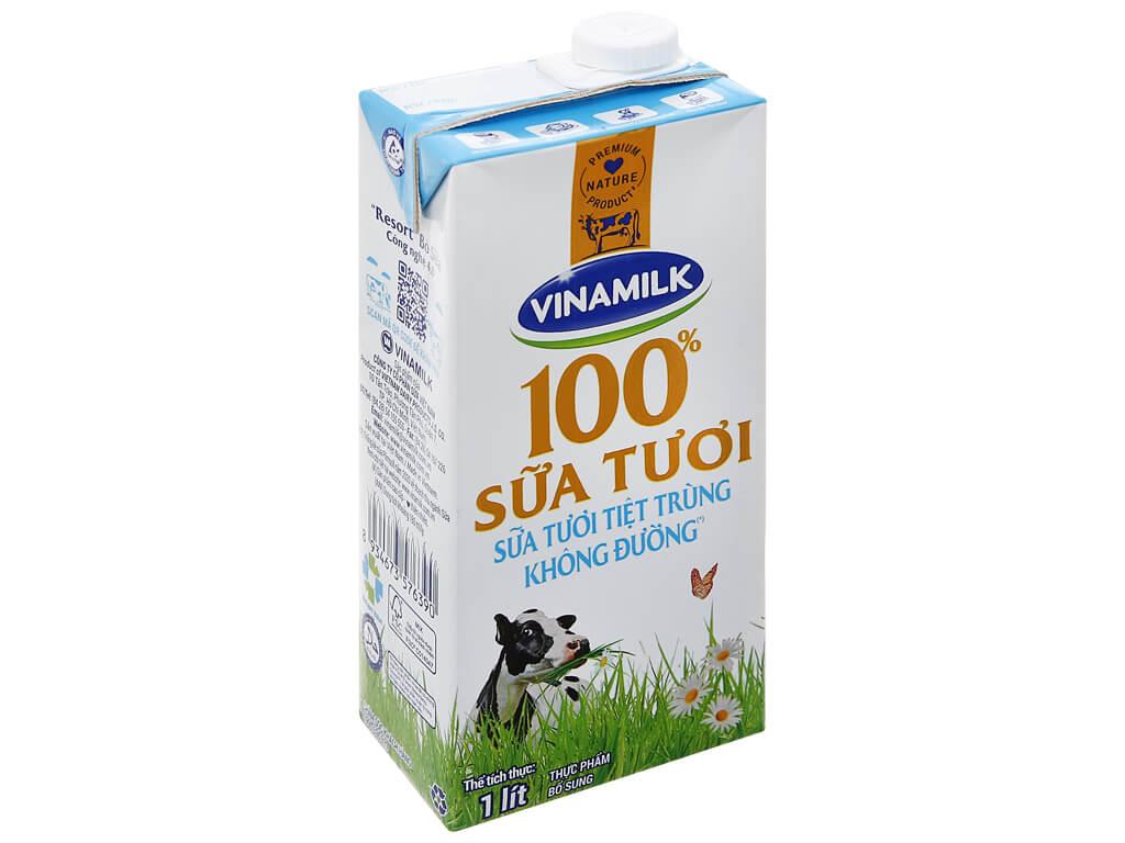 Bà bầu uống sữa tươi không đường có tốt không?